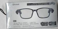 Razer Anzu Smart Glasses Large Rectangle Frame Bundle with Blue Light Filter