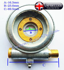 NEW ROYAL ENFIELD BSA 2:1 ALLOY SPEEDO HUB DRIVE @ UK