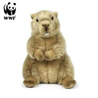 Original WWF Stofftier Plüschtier Murmeltier (23cm) Kuscheltier Stofftier Marmot