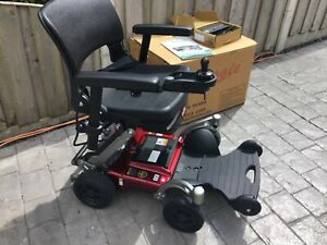 Luggie Powerchair mobility Scooter Excellent condition FREE DELIVERY AVAILABLE.