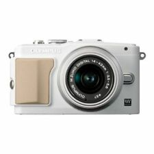 Near Mint! Olympus E-PL5 16MP with 14-42mm White - 1 year warranty