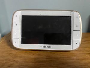 Motorola MBP855CONNECT PU Parent Unit for Baby Monitors