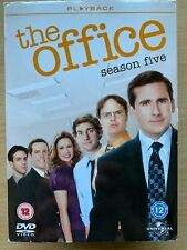 The Office Season 5 DVD Box Set An American Workplace Comedy Series US Remake