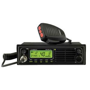 B-Ware ALBRECHT AE 6491CT CB-Funk 12/24 Volt, CTCSS, 4 Watt AM/FM,