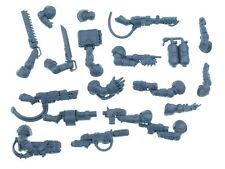 Astra Militarum Tempestus Scions - Waffen Pack mit Armen  - Big Pack