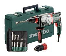 Metabo Multi-bohrhammer Uhev 2860-2 Quick Bohrer- Meißel-set