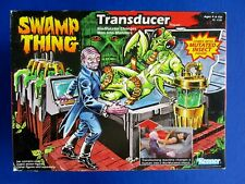 SWAMP THING TRANSDUCER - NEW & FACTORY SEALED - BY KENNER FROM 1990