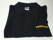 Proxxon Polo Shirt schwarz Größe L Modellbau Werbung Giveaway