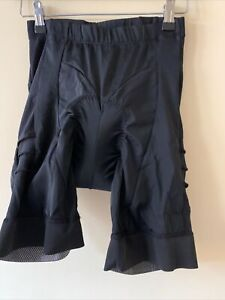 RION women's cycling ri-pad shorts size Medium