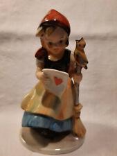 4 x  Figur Keramik, Friedel Neustadt bei Coburg 1950er Jahre Schlotfeger Kinder