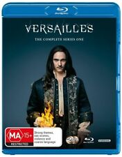 "Versailles : Season 1 - Blu-ray NEW & Sealed 2016, 3-Disc ""AUS Reg B"