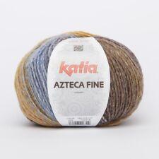 AZTECA FINE von Katia - MOSTAZA/MARRÓN (202) - 100 g / ca. 270 m Wolle