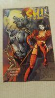 Shi The Series #9 April 1998 Crusade Comics Tucci Snieegoski Green Novin VARIANT