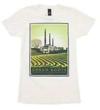 Obey OTSAST Urban Roots Graphic Tee Adult T-shirt Size XL Cotton White