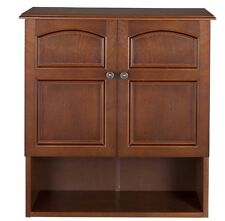 Wood Bath Storage Cabinets | eBay