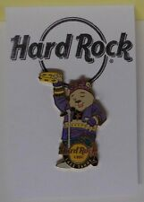 Hard Rock Cafe Pin Celebeartion Series Madonna in Purple Lake Tahoe 2007 LE300