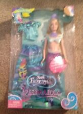 Barbie Fairytopia Mermaidia mermaid doll