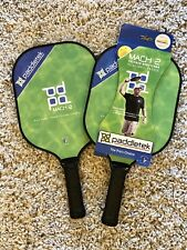 PADDLETEK Pickleball Paddle Mach 2 Polymer Honeycomb - With
