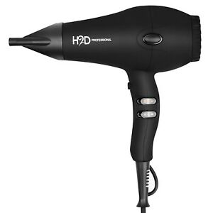 H2D iR PROFESSIONAL IONIC AND INFRARED HAIR DRYER - RRP £99
