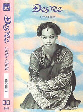 DES'REE LITTLE CHILD CASSETTE SINGLE 2 TRACK Soul Neo-Soul Soul Jazz Sony Soho