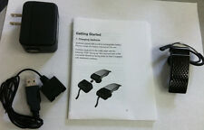 Jawbone 1 Wireless Bluetooth Headset  w/ Noise Shield & Assassin (BLACK)
