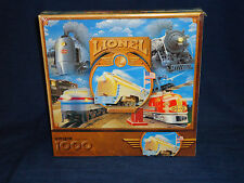 LIONEL Electric Trains 1000 piece Jigsaw Puzzle NEW! by Springbok