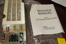 TLP Communications UHF RF Power Amplifier PA6-1AB-SSR-R