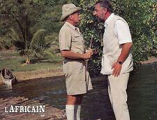 PHILIPPE NOIRET JACQUES FRANCOIS L'AFRICAIN  1983 PHOTO D'EXPLOITATION N°1