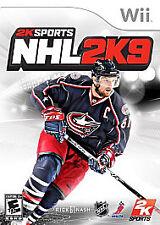 Nintendo Wii NHL 2K9 *NEW/SEALED*NIB* 2009 Hockey 2K Sports