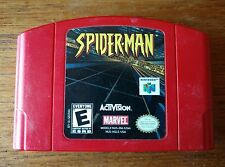 Spider-Man Nintendo 64 Cart only, tested