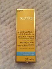 Decleor Aromessence Neroli Amara Hydrating Oil Serum 15ml New Boxed 2018 Stock