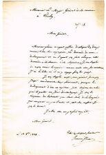 RAYMOND VERNINAC SAINT MAUR (SOUILLAC / LOT) FUTUR MINISTRE DE LA MARINE
