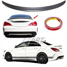 Aleron para Mercedes Cla C117 W117 spoiler alerón de plástico Abs + adhesivo 3M
