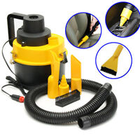 12V Wet Dry Vac Vacuum Cleaner Inflator Portable Turbo Hand Held for Car Home