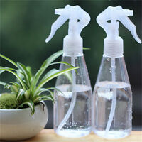 Pip 200 ml Plastic Cleaning Hand Trigger Spray Bottle Empty Garden Water Clear