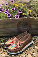 Ariat Women's Metallic Copper Aztec Cruiser Shoe 10029744