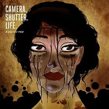 A Plastic Rose - Camera. Shutter. Life (CD 2012) NEW & SEALED