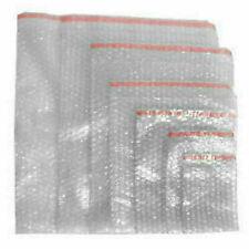 More details for bubble wrap bags pouches plain envelopes all sizes- clear - cheapest online
