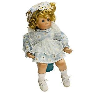 "Cindy M Rolfe "" DAISY "" 20"" Porcelain doll"