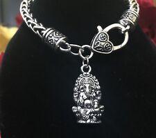 Ganesha Buddha Charm Bracelet Elephant Buddha