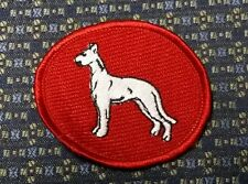 RARE GREAT DANE TRAILERS Sew-On Patch