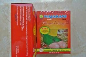 4 BOXES PILL MANJAKANI RAPET WANGI FOR TIGHTINING VAGINA INCREASE INTAMACY