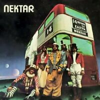 NEKTAR - DOWN TO EARTH  CD NEW