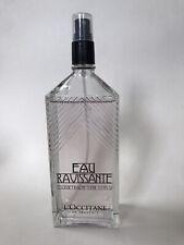 L'Occitane Eau Ravissante Cologne Fraiche 300ml After Shave Perfume Rare Retired