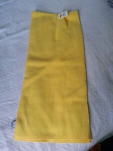 NWT OLD NAVY Yellow One Size 100% Polyester Scarf