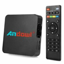 ANDROID TV BOX 4K 2GB Smart IPTV Q3 SMART BOX Android 7.1.2 64bit WiFi 16GB