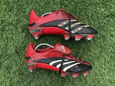 Adidas Predator Absolute SG Leather Football Boots. Size 9 UK.