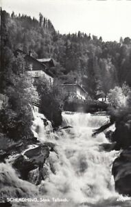 Schladming, Talbach, Steiermark glum 1960? G4920