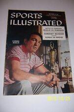 1957 Sports Illustrated SUGAR RAY ROBINSON Carmen BASILIO No Label CHAMPIONSHIP