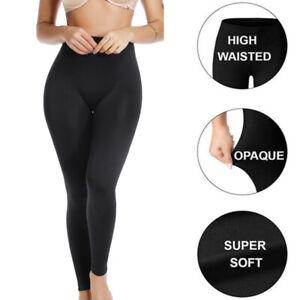 Fajas Colombianos Levanta Cola Butt Lifter Pantalones High Waisted Slim Leggings